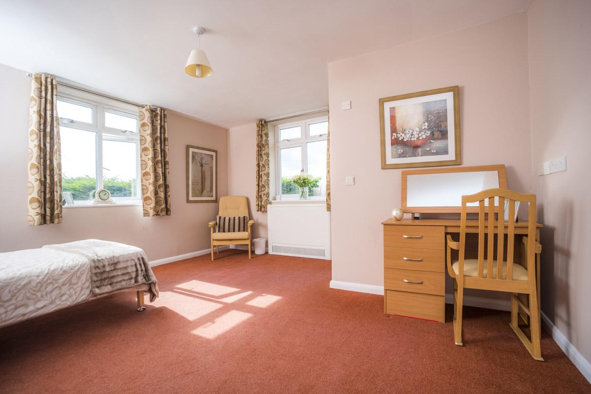 Avon Lee Lodge Christchurch Dorset Bedroom 1