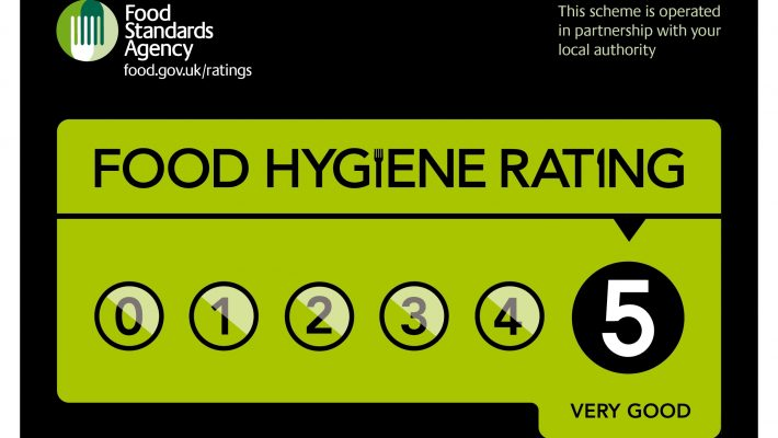 Avon Lee Lodge achieves 5 star Food Hygiene Rating