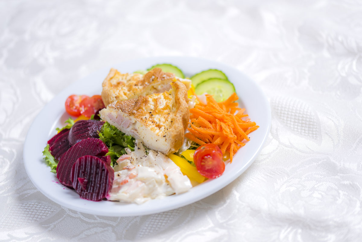 Avon Lee Lodge  Christchurch Food