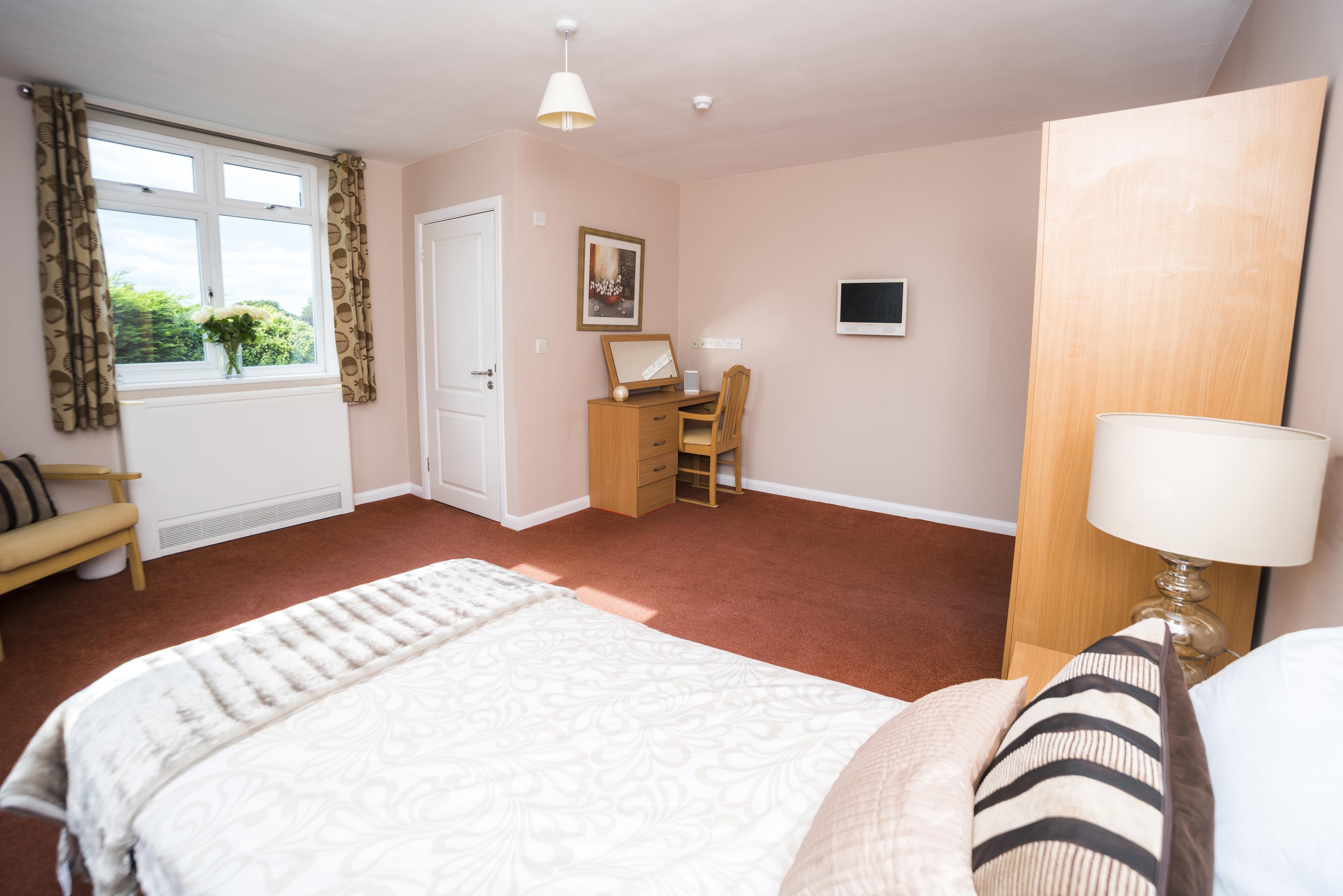Avon Lee Lodge Christchurch Dorset Bedroom 2